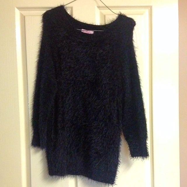 Black Supre Sweater