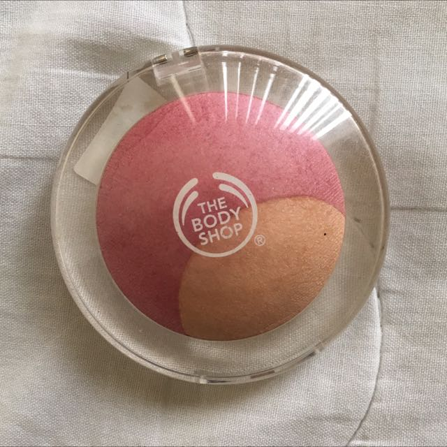 Body Shop Baked Blush