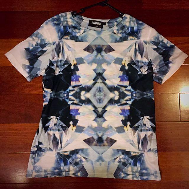 Digital Print Shirt - Never Worn