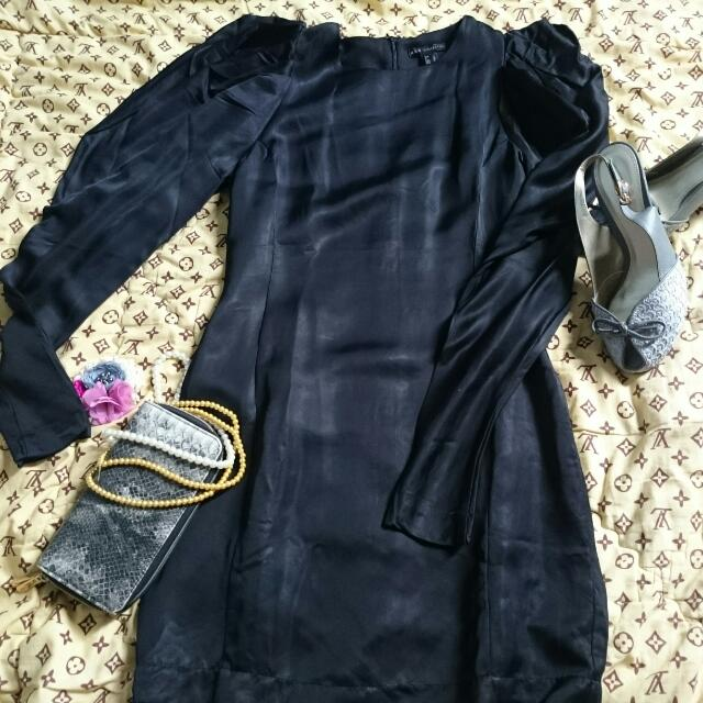 Dress MANGO Black