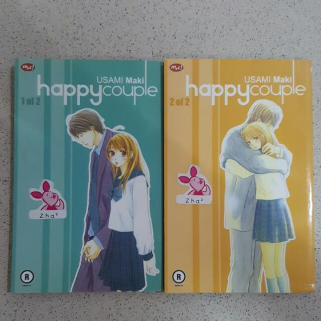 Happy Couple By Usami Maki Complete Series