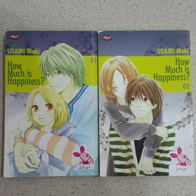 How Much Is Happiness? By Usami Maki Complete Series