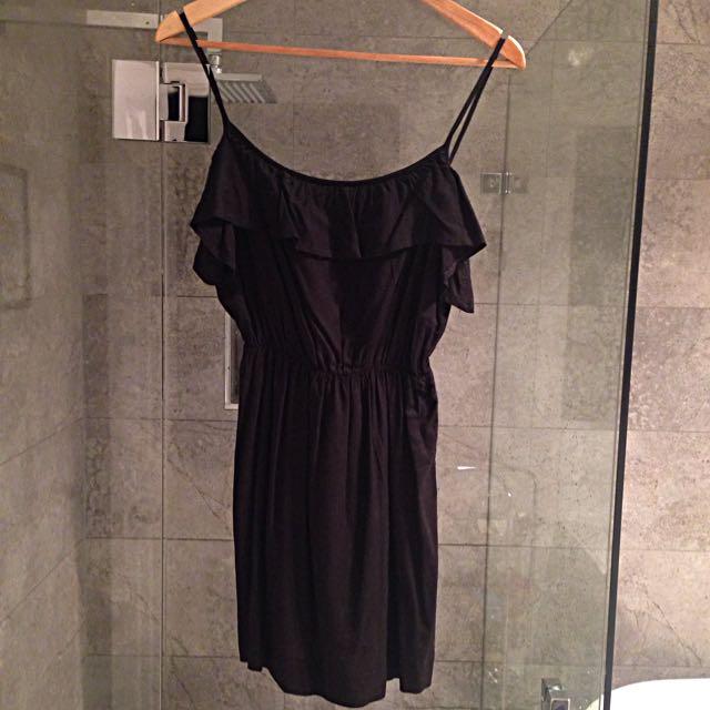 Jessabelle Dress - Black, Size 10