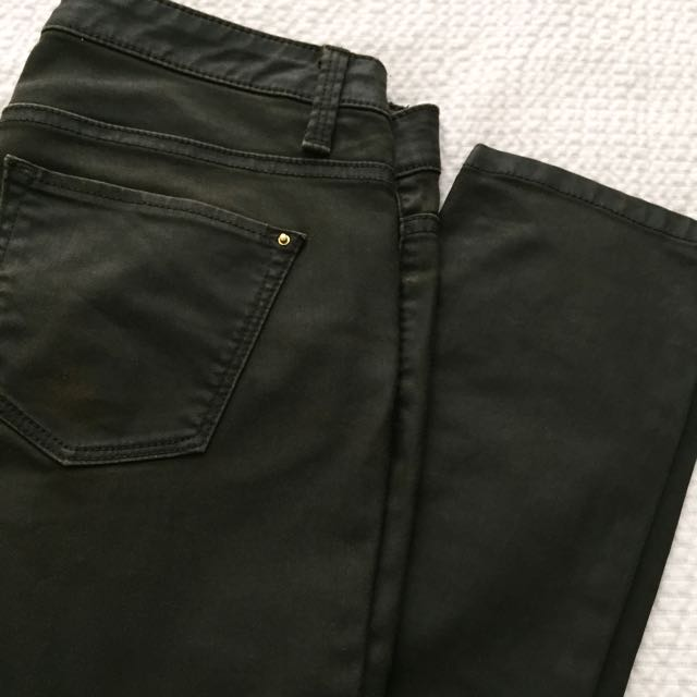 Khaki Country Road Jeans