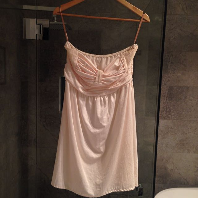 Lace You Dress - Cream, Size 10
