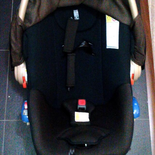 (NEW) Combi baby car seat CW-PBW