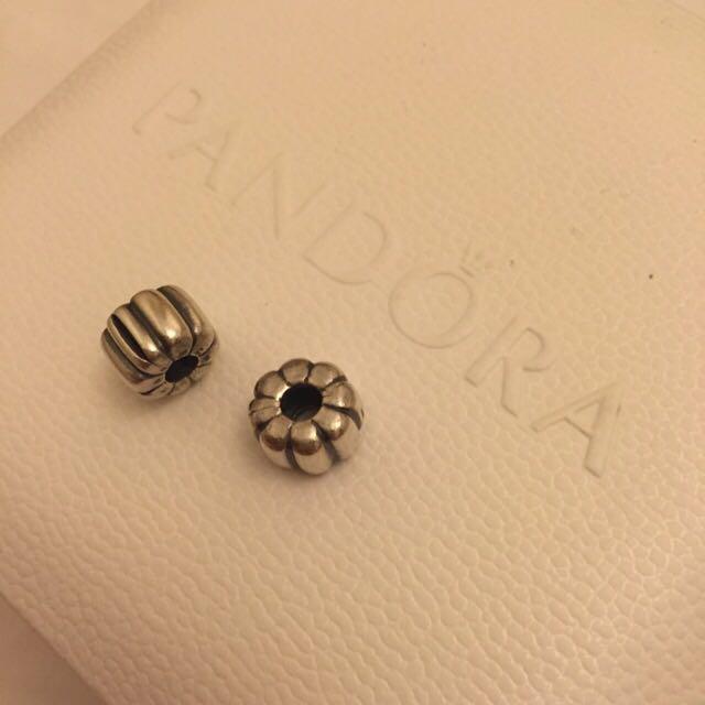 Pandora Spacer Clips Set