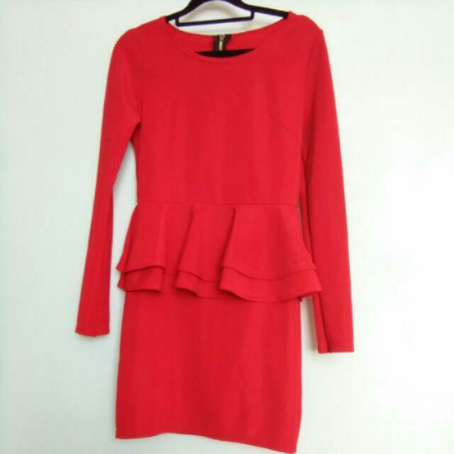 [PRELOVED] Bodycon Dress