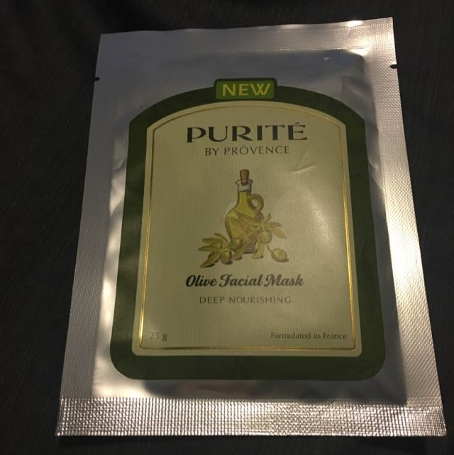 Purite Paper Mask