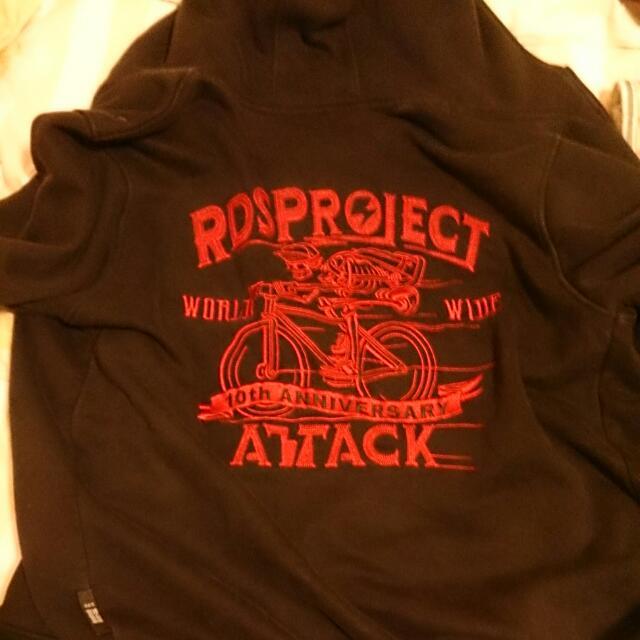 RDS黑外套