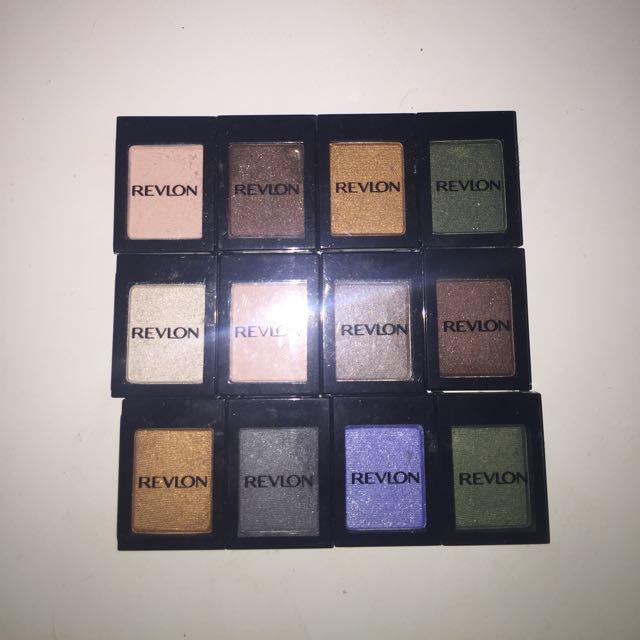 Revlon Eyeshadows