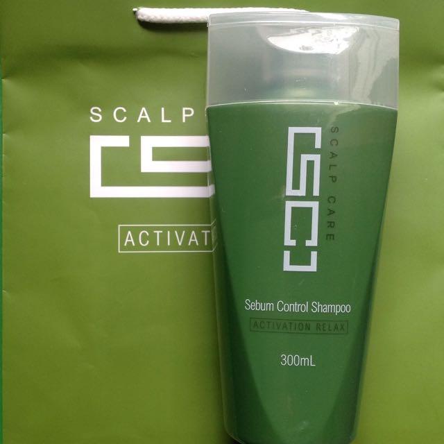 威傑士SC-2控油洗髮精(清涼型)300m標籤割除可接受再下單