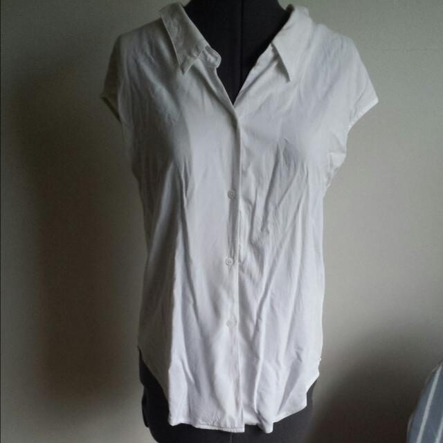 Size 8 Tailored Shirt