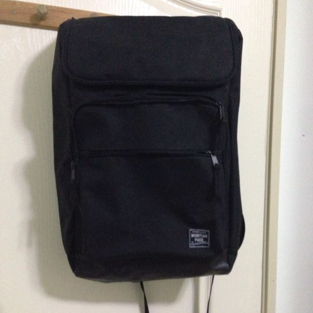 SPAO 17吋 筆電包 後背包