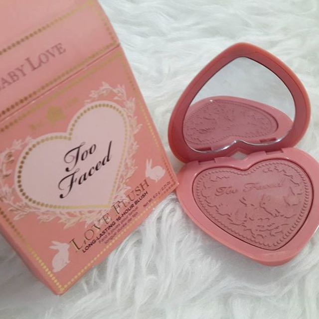 Too Faced Love Flush In Baby Love
