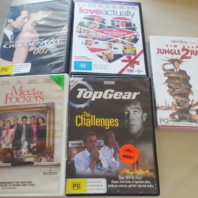 Variety Of Movie Bundles