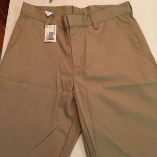 American Apparel Men's Pants Brand New With Tags Size 30