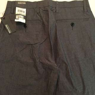 Kenneth Cole Reaction Men's Pants Brand New With Tags Size 30W x 32L