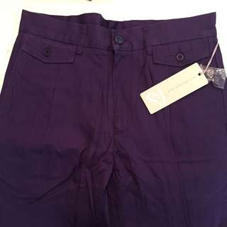 IAN JAMES POULTER Golf Pants Brand New With Tags Size 30