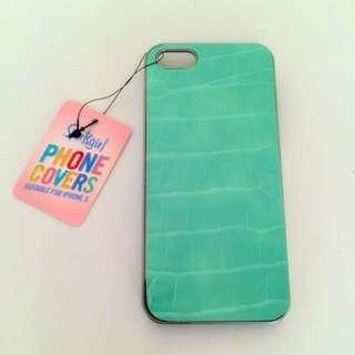 iPhone 5 Aqua Phone Case