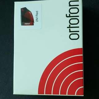new ortofon 2m red phono for vinyl