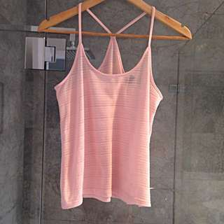 Toby Heart Top - Baby Pink, Size S