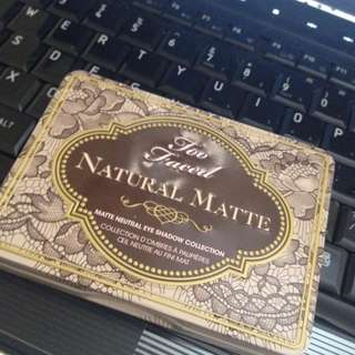 PENDING too faced natural matte