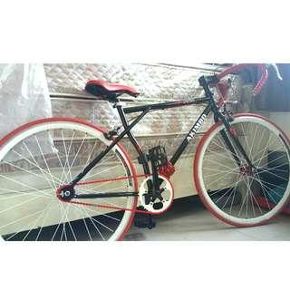 Akimbo 700C FIXIE Bike / Bicycle