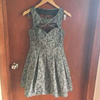 Ally Tutu Teacup Dress Size 10 Brand New