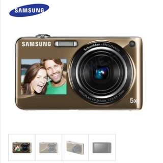 (Auth) SAMSUNG Limited Gold Smart Camera ST600