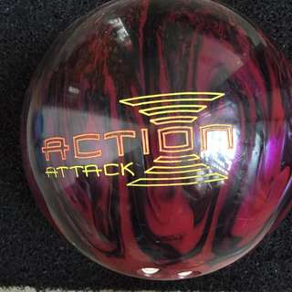 Columbia 300-Action Attack.