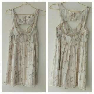 Urban Outfitters 'Silence+Noise' Open Back Dress