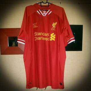 Authentic Warrior 2014 LFC Home Jersey XL