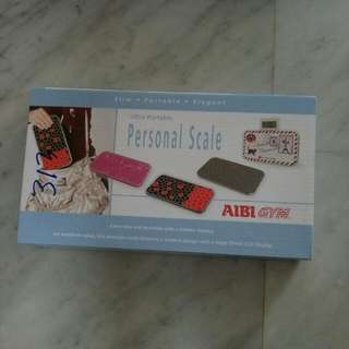 Brand New AIBI Ultra Portable Personal Scale