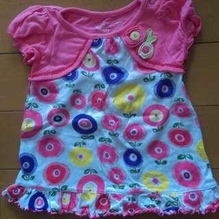 Hallmark 女嬰連身裙