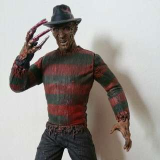 Mr Freddy K Figurine
