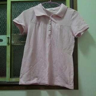 粉色運動衫