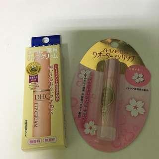 全新日本購入護唇膏