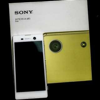 Sony Xperia M5 + SmartWatch 2