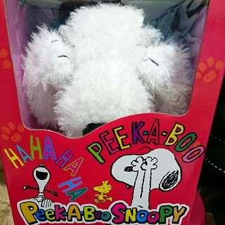 🚚 Snoopy 音樂 娃娃