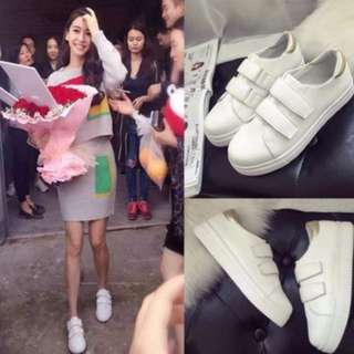韓版單鞋明星同款版鞋