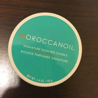 摩洛哥髮油同品牌香氛蠟燭 MOROCCANOIL 40g