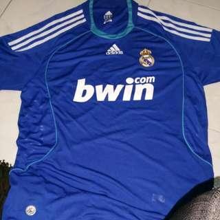 BNWT Retro Real Madrid 3rd Kit