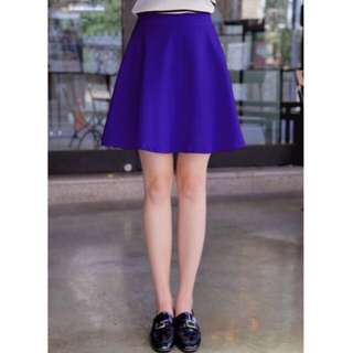 *Brand New* Korea Skater A Line Skirt