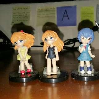 Evangelion Figurines