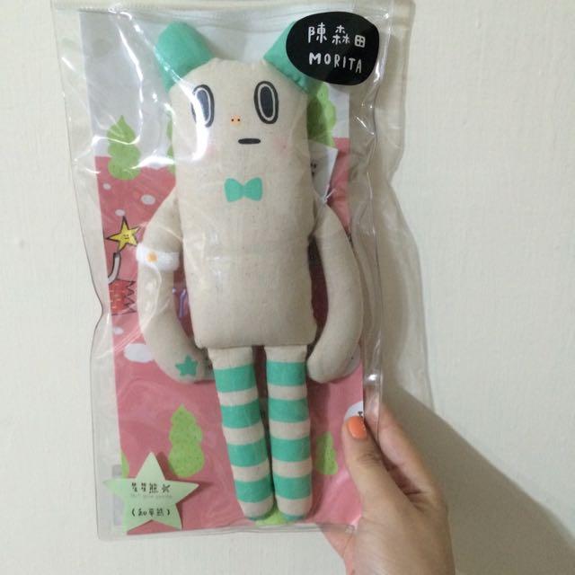 陳森田💕星星熊玩偶