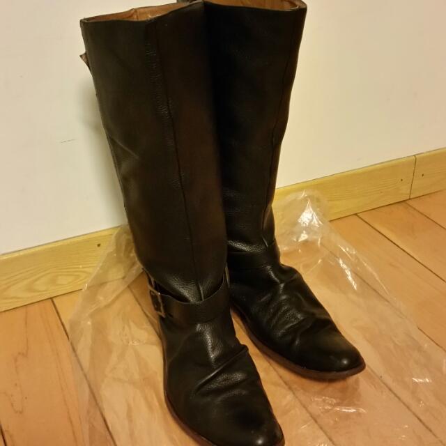騎士個性長靴