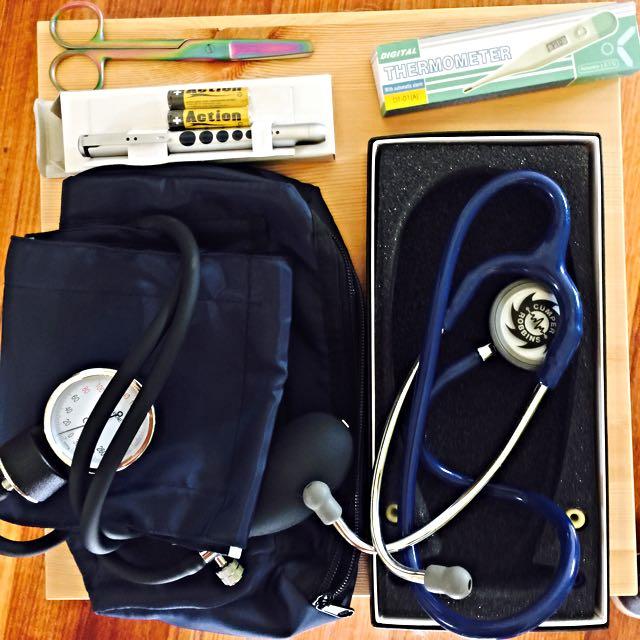 Almost Brand New Nursing Set