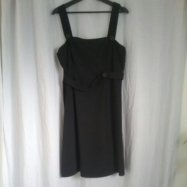 Black Staxs Dress, Size 14