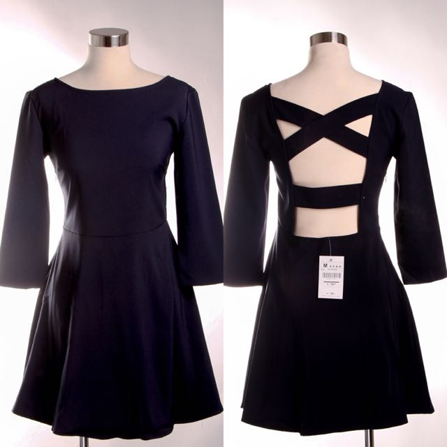 Brand New Black Dress (UK Brand)
